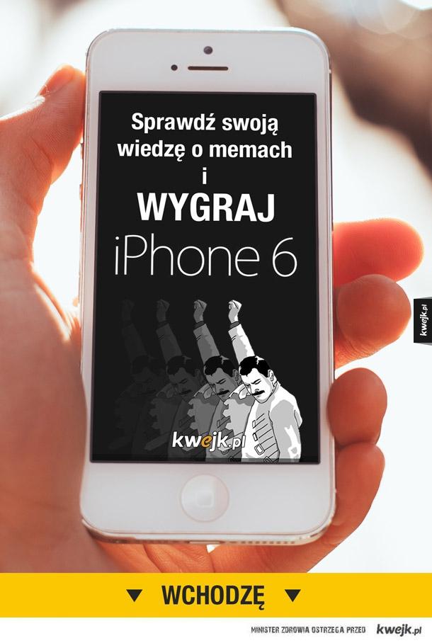 iPhone 6 do wygrania!