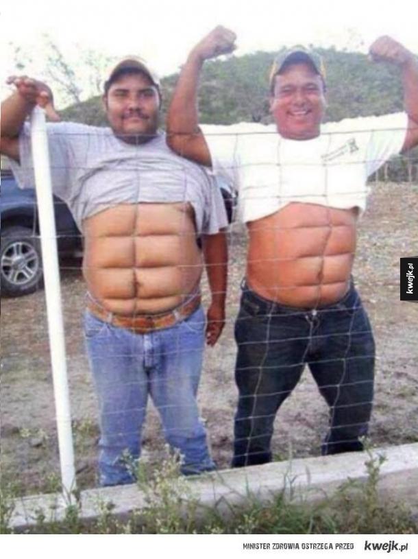 Ja po siłowni