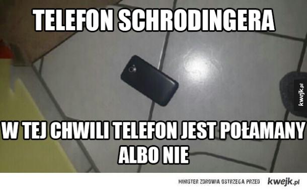 Telefon Schrodingera