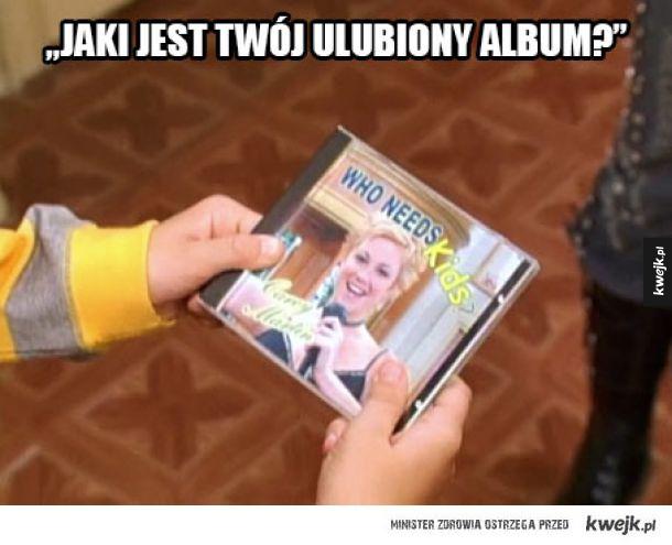 Ulubiony album