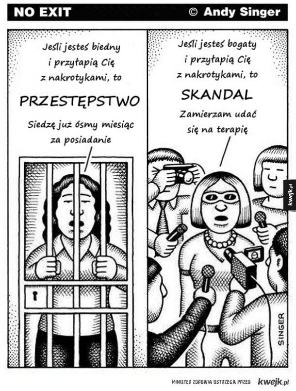 Podw�jne standardy - KWEJK.pl - najlepszy zbi�r obrazk�w z Internetu!