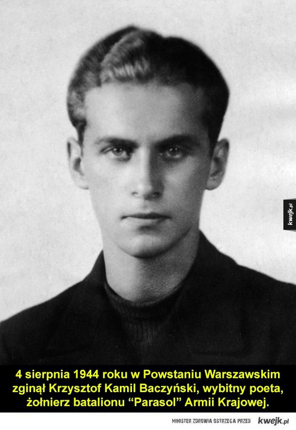 Krzysztof Kamil Baczynski film online