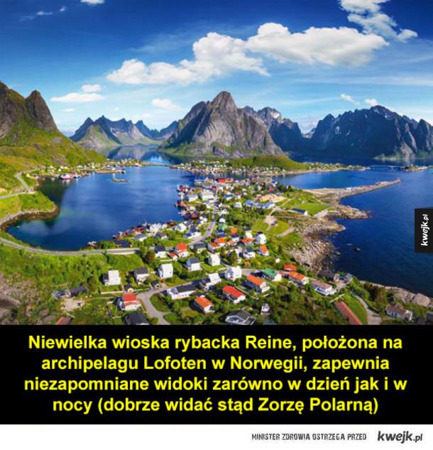 Małe miasteczka i wioski warte odwiedzenia