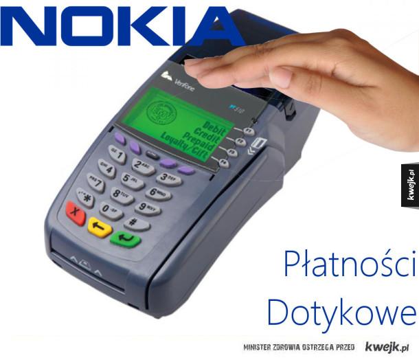 Nokia - Płatności dotykowe