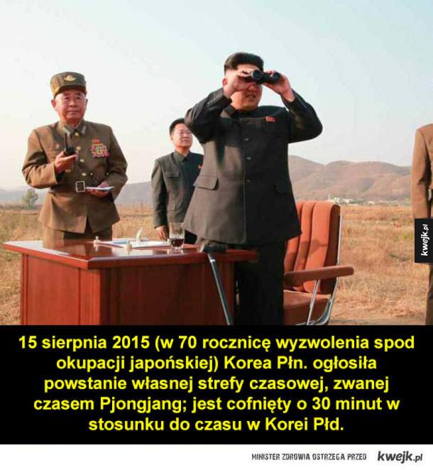 Kilka ciekawostek o Korei Północnej