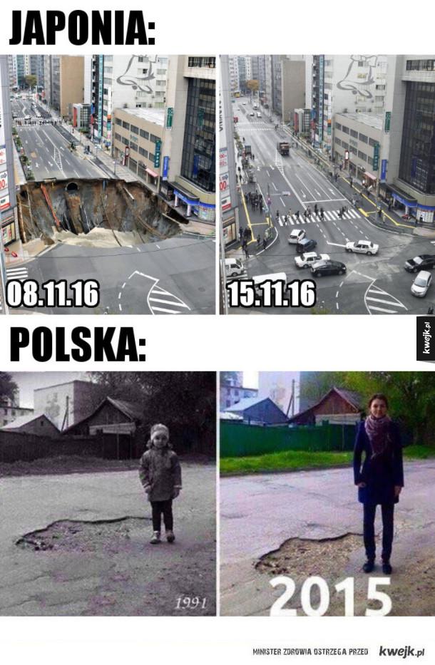 Polska vs Japonia