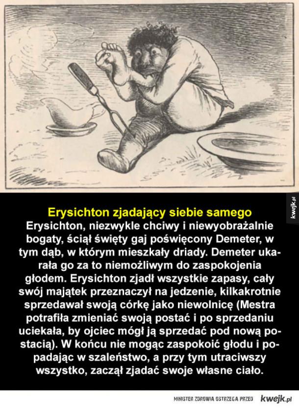 Greckie mity, których mogliście nie znać