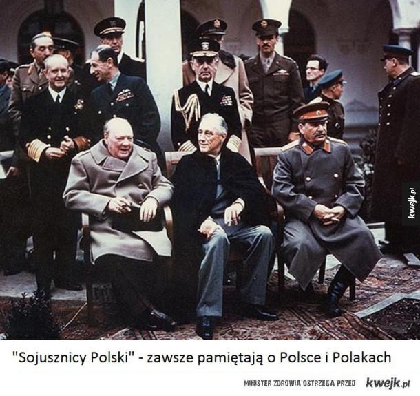 Sojusznicy Polski