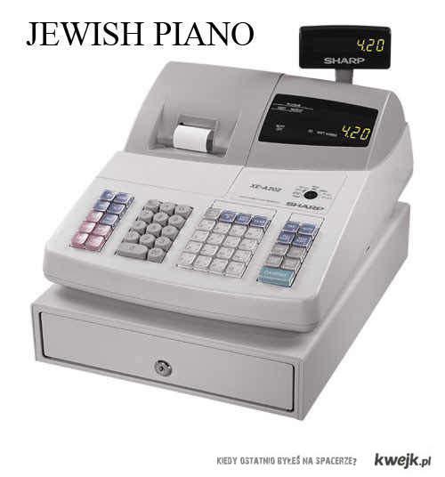 Żydowskie pianino