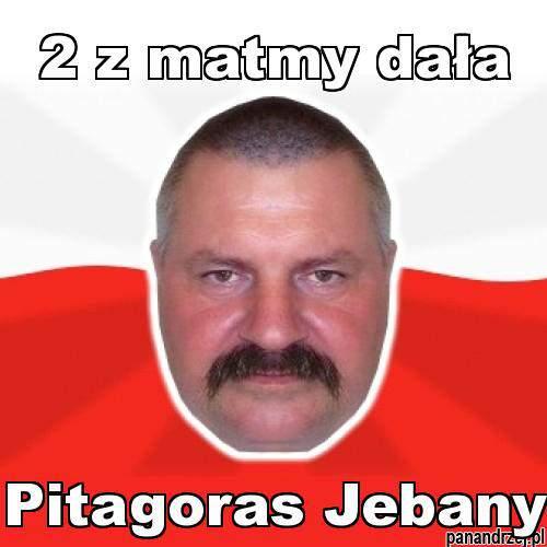 Pitagoras Jebany
