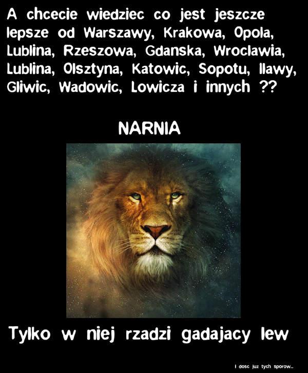 Narnia rządzi