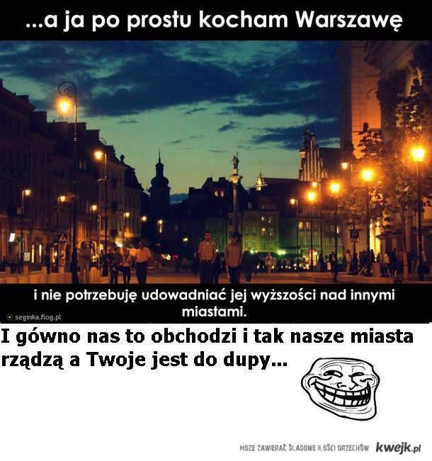 Wrocław,Kraków,Gdańsk,Poznań,Łódź