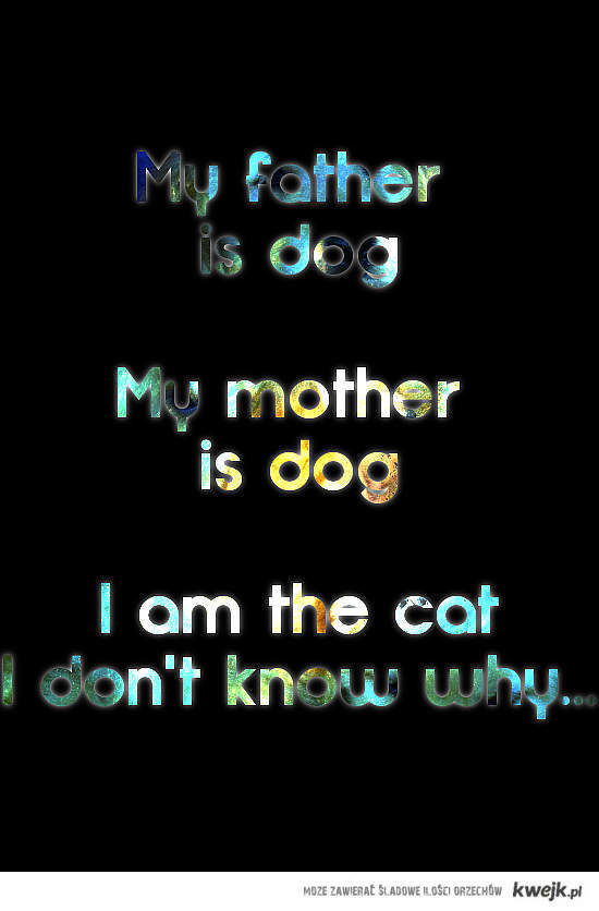 My Father, my mother