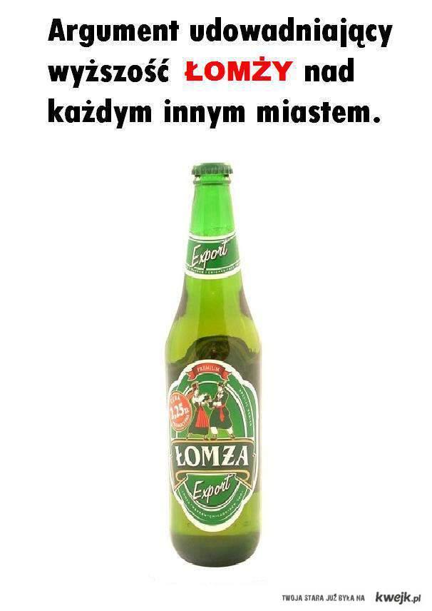 ŁOMŻA !