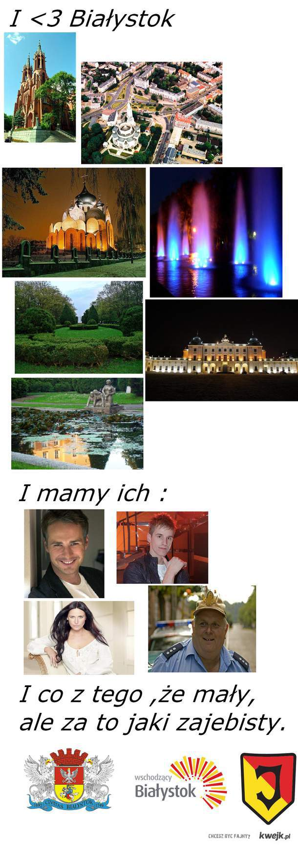 I <3 Białystok