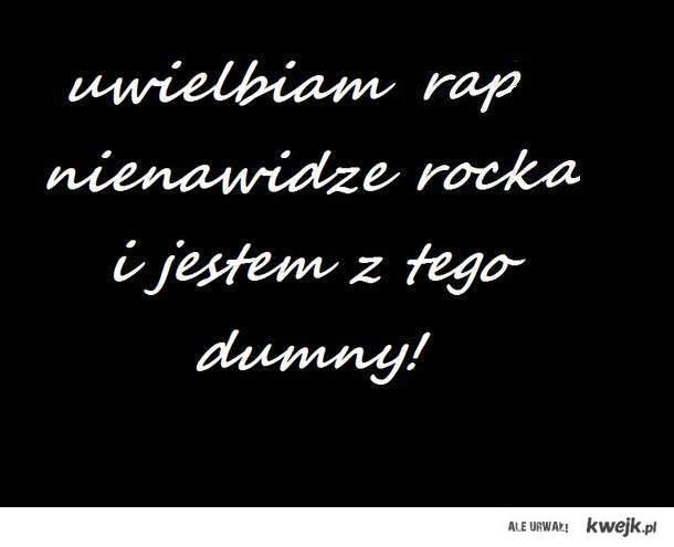 Uwielbiam Rap