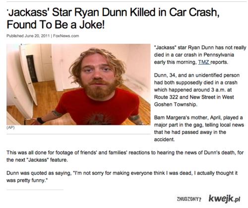 Dunn żyje