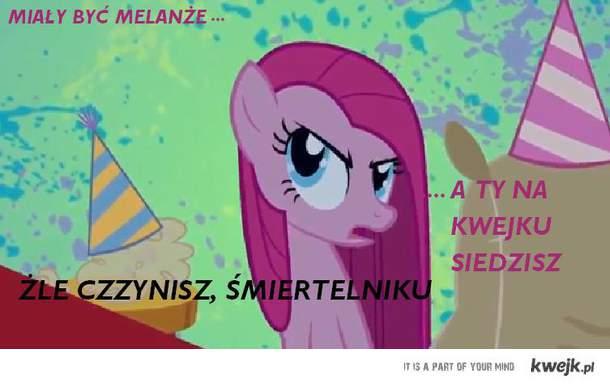 Pinkie Przemawia