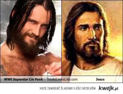 CM Punk & Jesus