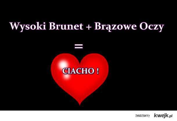 Brunecii ! mmm <3 !