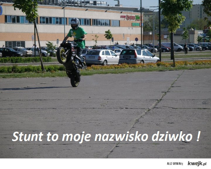 Stunt Aerox