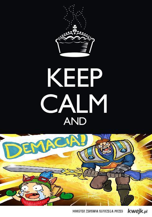 DEMACIA!!
