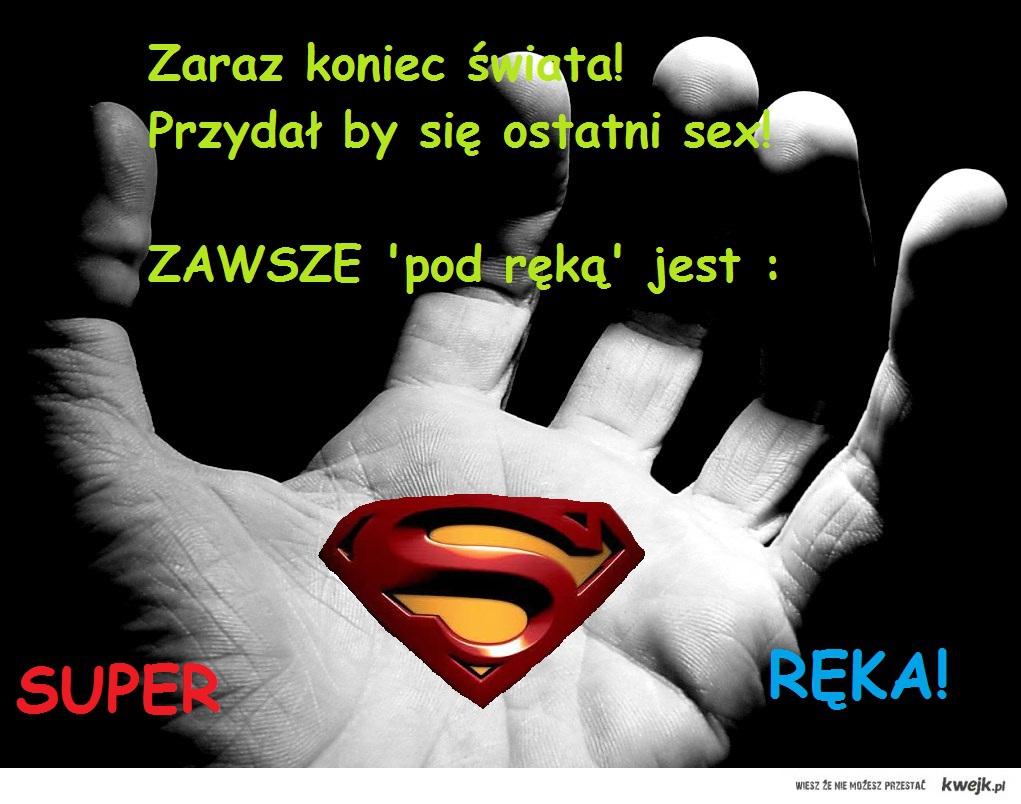 SuperRekaNaKoniecSwiata
