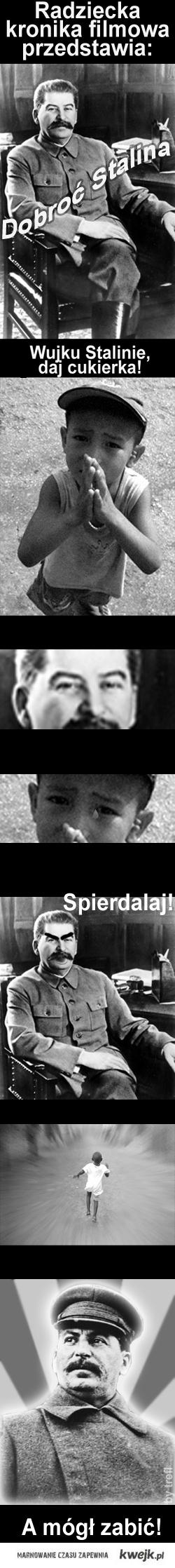 Dobroć Stalina