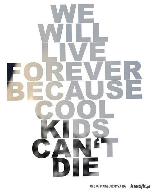 nie umrzemy