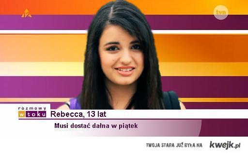 Rebecca Black w rozmowach w toku