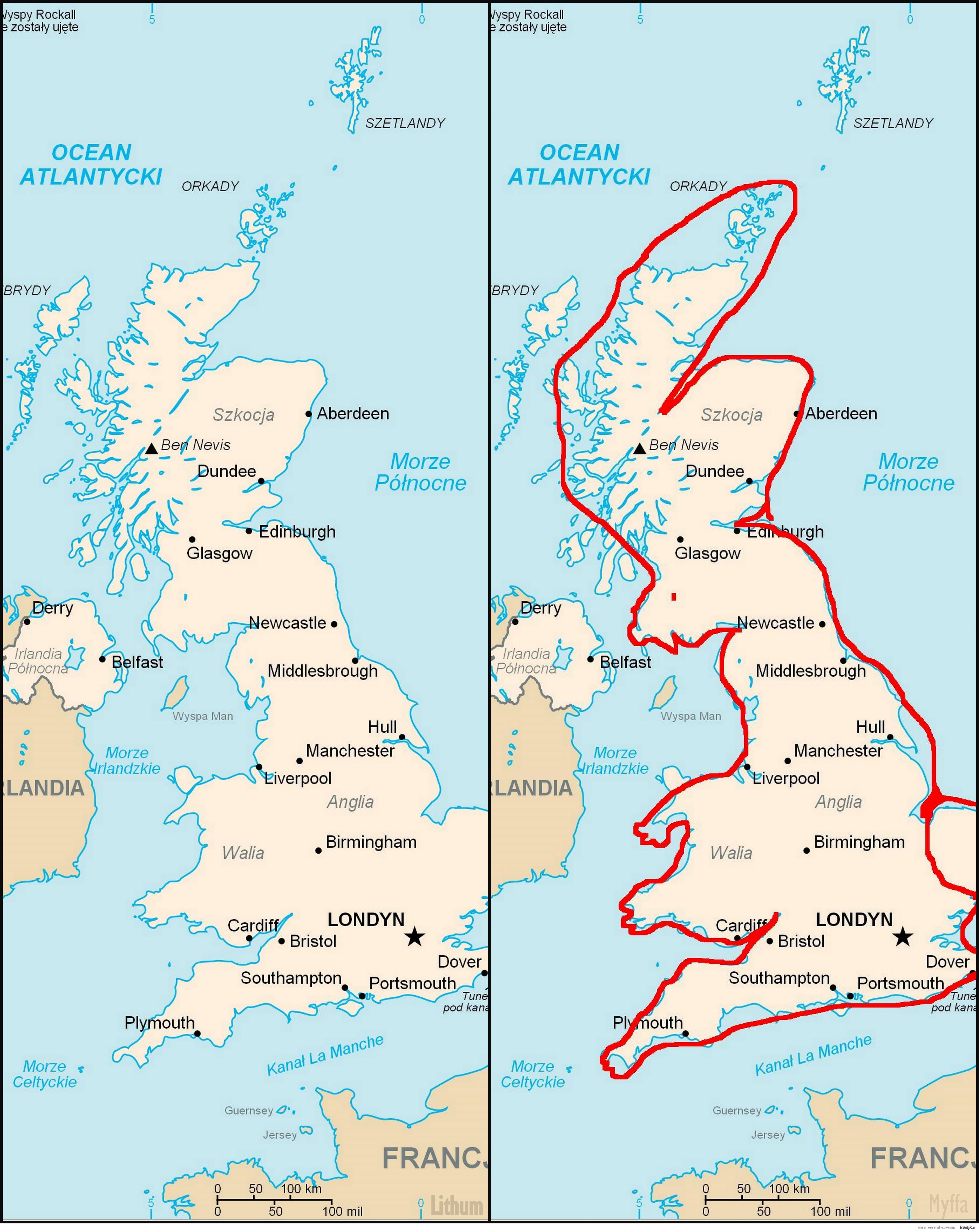Wielka Brytania to Królik!