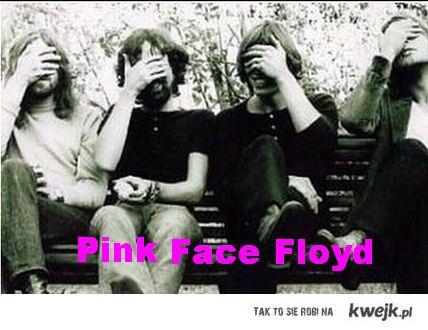 Pink Face Floyd