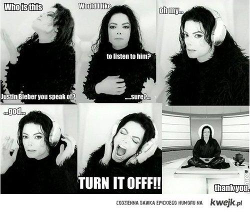 MJ vs Justin Bieber