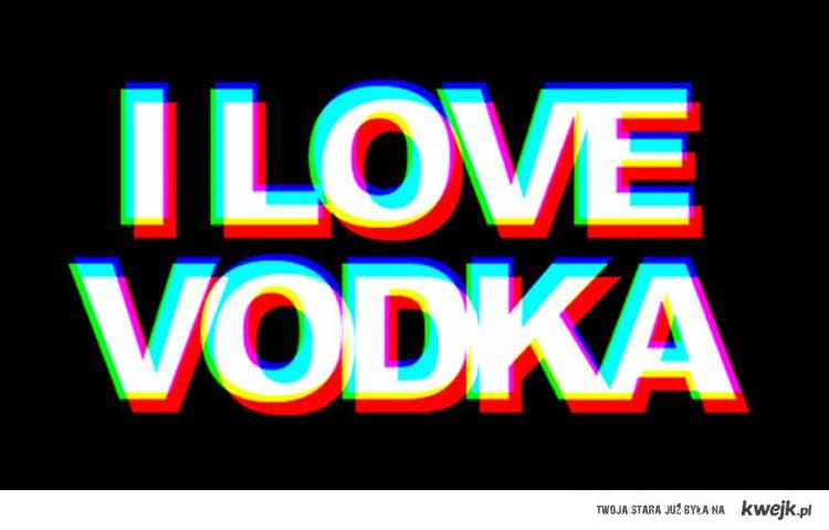 I ♥ vodka