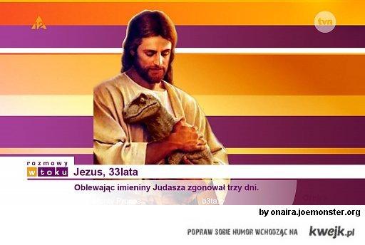 rozmowy w toku jezus