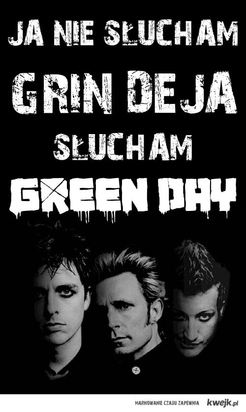 Dzieci NEO i pseudometale Green Day się nie odmienia!