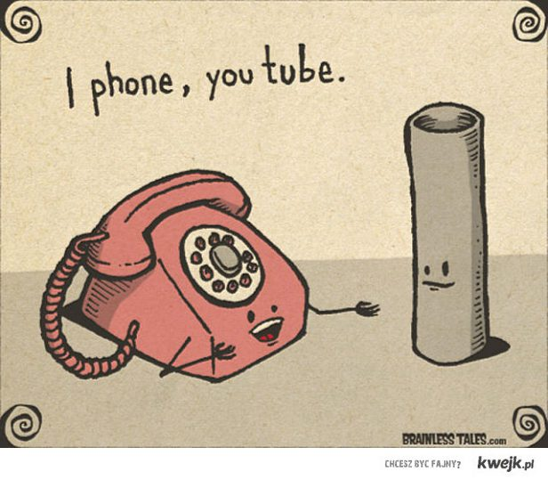 iPhone and YouTube