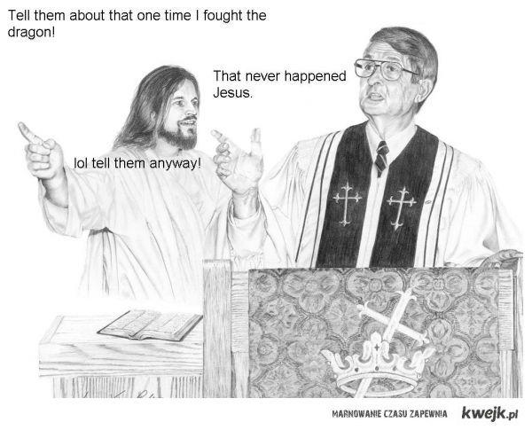 Jezus i smoki