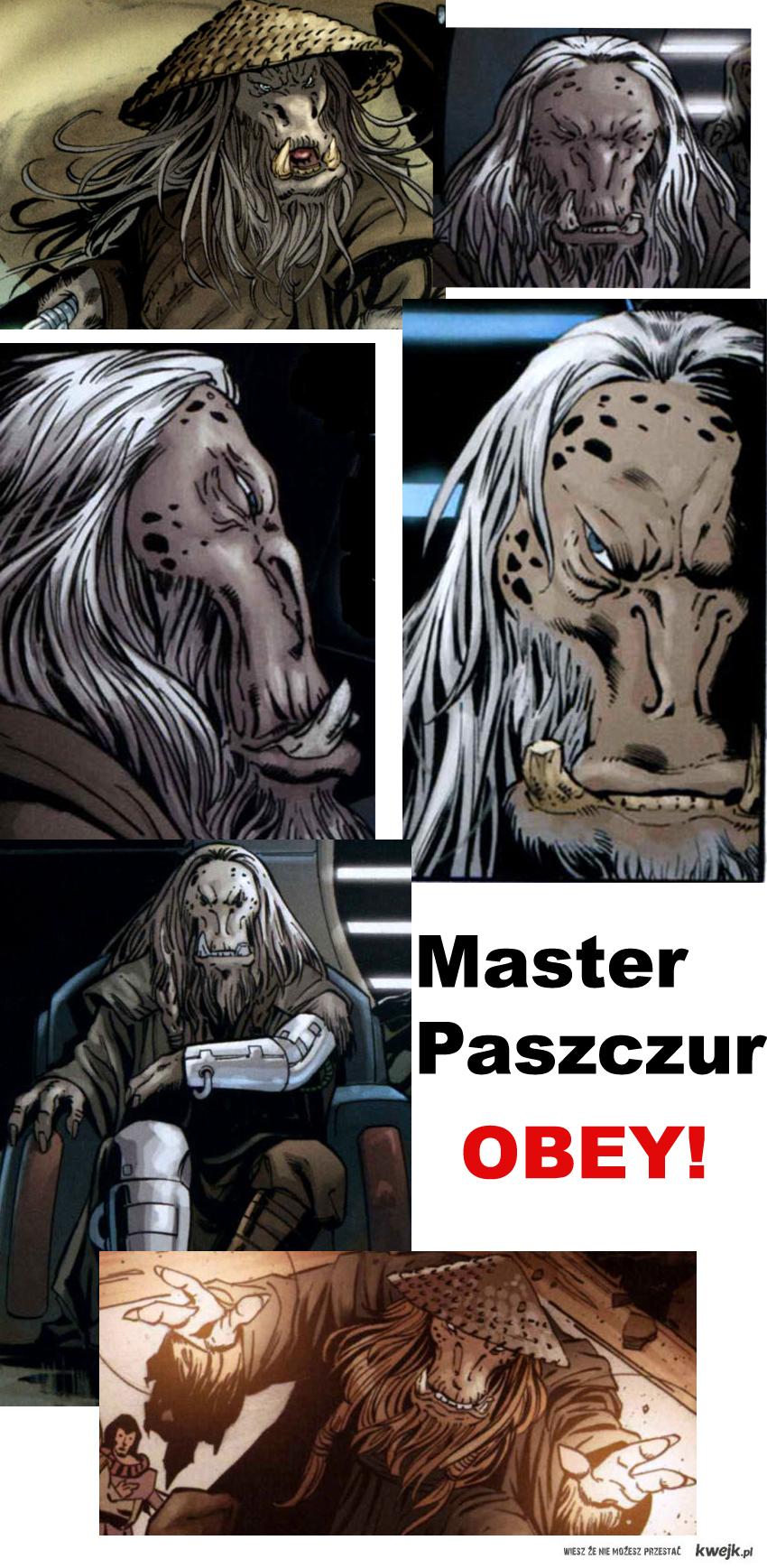 Master Paszczur