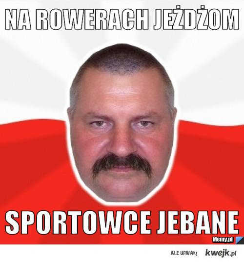 Sportowce jebane