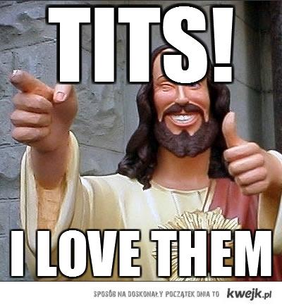 Tits!