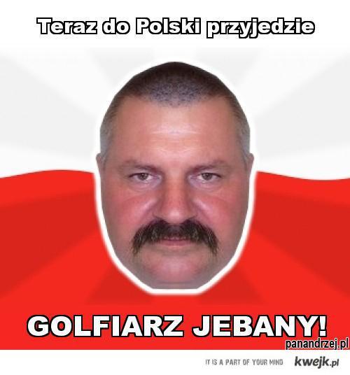 Łobama golfa