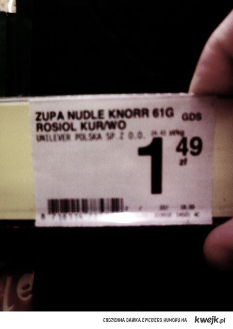 rosół KUR/WO