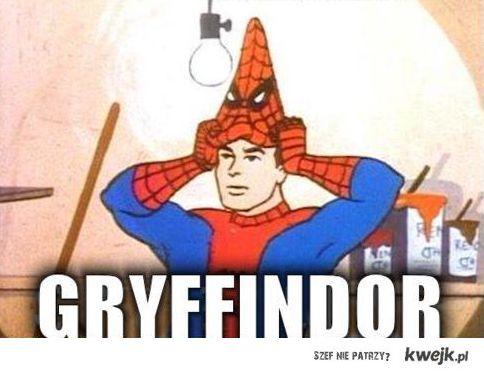 Harry Potter - Spiderman!