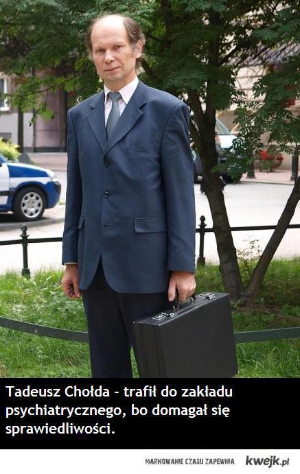 Tadeusz Chołda
