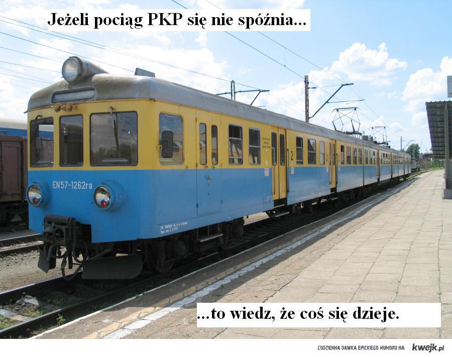 PKP + ksiądz
