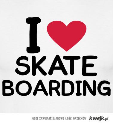 I <3 skateboarding