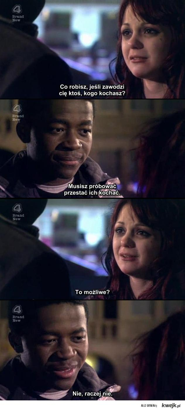 Kochamy tych którzy ranią
