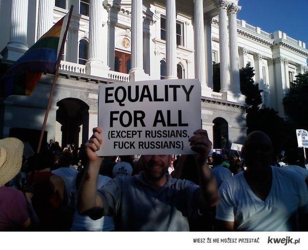 równość dla wszystkich