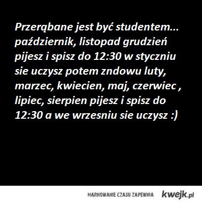 zycie studenta